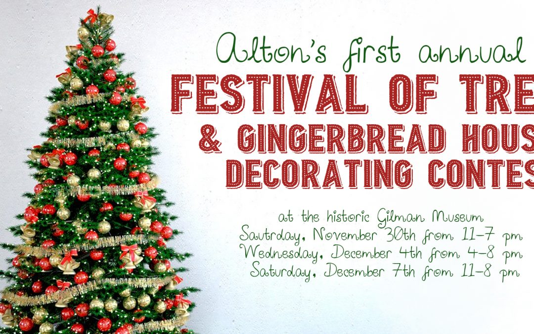 Festival of Trees Registration is LIVE!