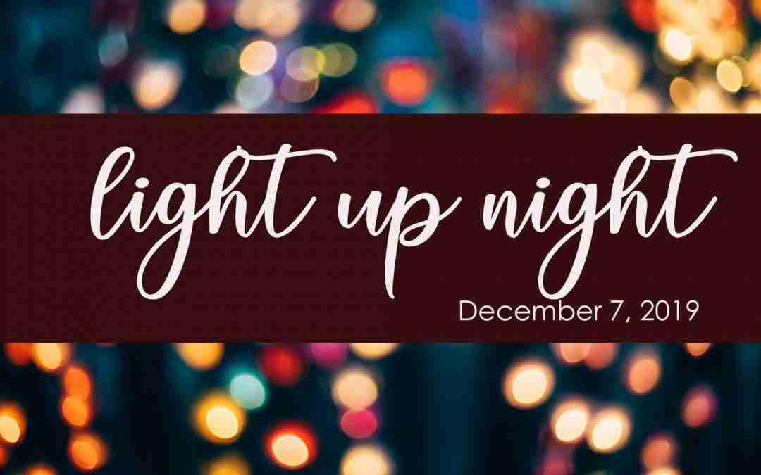 Light Up Night Date Set