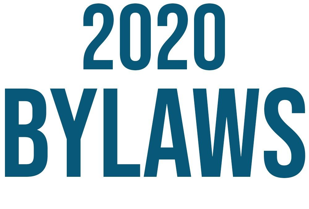 2020 Bylaws Approved