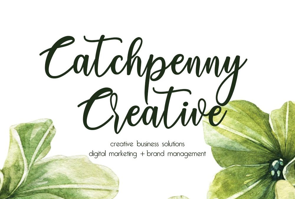 Monthly Member Highlight: Catchpenny Creative